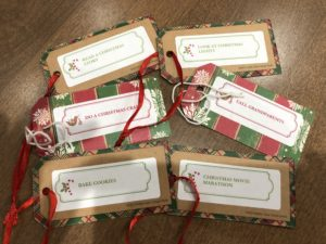 advent activity tags